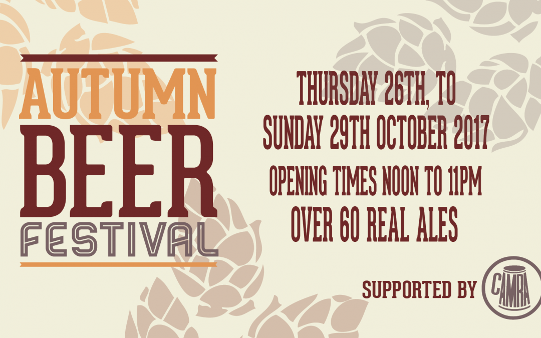 Autumn Beer Festival 2017