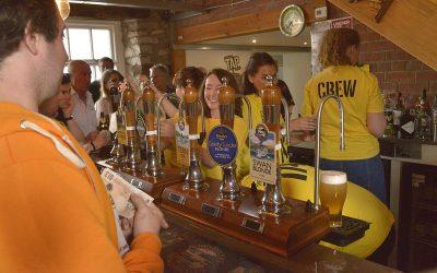 Inaugural Beer Festival