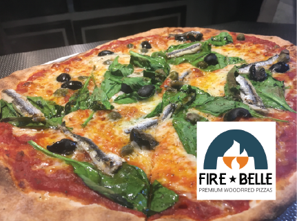 Fire Belle Pizzas