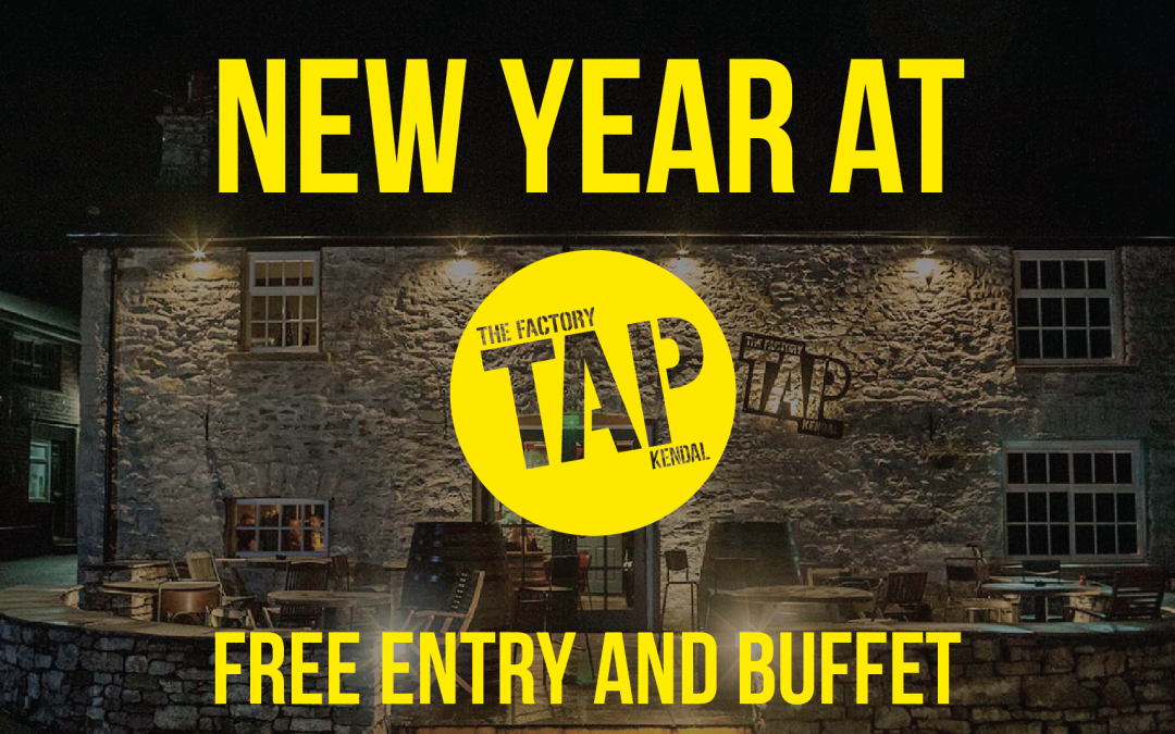 New Year at the Tap